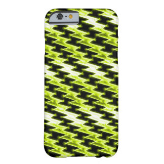 Gold Dragon Scales Fractal Barely There iPhone 6 Case