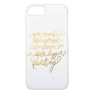 Gold Dreamer Phone Case