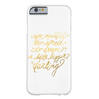 Gold Dreamer Phone Case