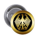GOLD EAGLE BUTTONS