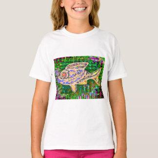 GOLD FISH aquatic animals pets T-Shirt