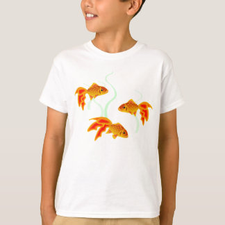 Gold Fishies T-Shirt