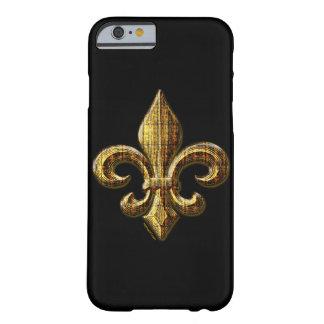 Gold Fleur De Lis iPhone 6 Case