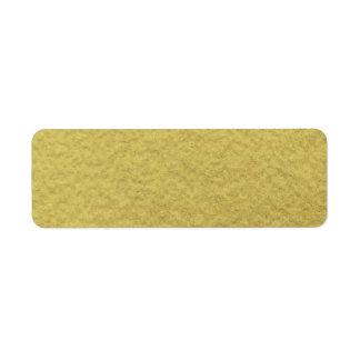 Gold Foil Background Texture