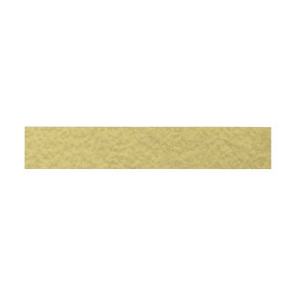Gold Foil Background Texture Invitation Belly Band