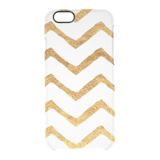 Gold Foil Chevron iPhone 6/6s Case iPhone 6 Plus Case