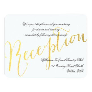 Shop Zazzle's selection of evening wedding invitations for your special day!