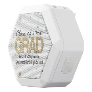 Gold Foil Glitter Confetti Graduation Party Custom