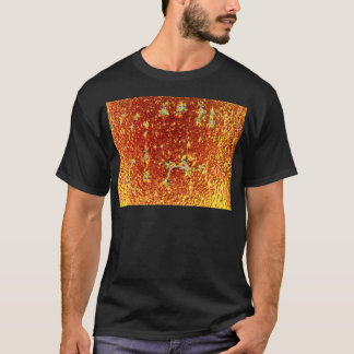 Gold fused glass T-Shirt