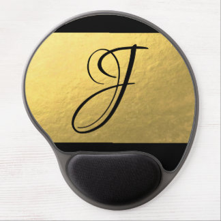 Gold   Gel Mouse Pad