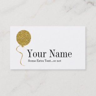 Event Planner Party Wedding Business Cards Zazzle Uk