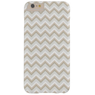 Gold Glitter Chevron iPhone 6 PLUS Case +