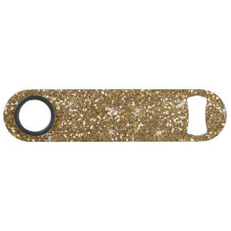 Gold Glitter Printed