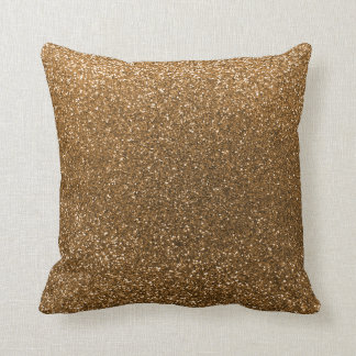 Gold Sparkle Throw Pillow : Sparkly Cushions, Sparkly Cushions