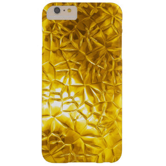 gold glowing texture barely there iPhone 6 plus case