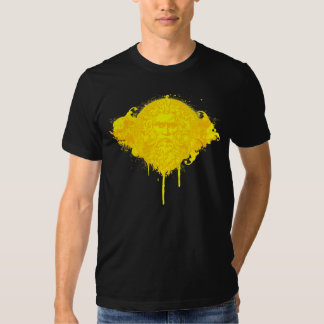 Gold Greek God T-Shirt