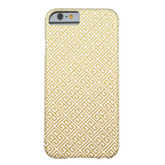 Gold Greek Key Pattern iPhone 6 Case