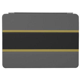Gold-Grey-Black Strip I iPad Air & iPad Air2 Cover iPad Air Cover