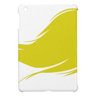 Gold Hair Girl iPad Mini Cases