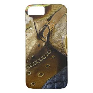 Gold Handbags iPhone 8/7 Case