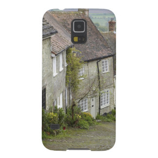 Gold Hill, Shaftesbury, Dorset, England, United Galaxy S5 Cases