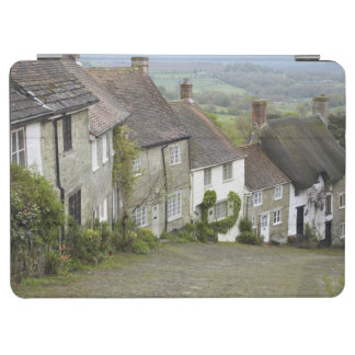 Gold Hill, Shaftesbury, Dorset, England, United iPad Air Cover