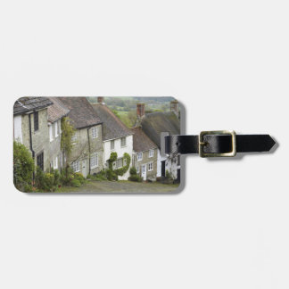 Gold Hill, Shaftesbury, Dorset, England, United Luggage Tag