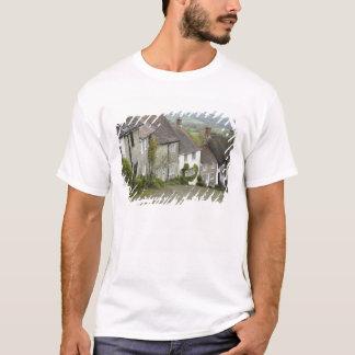 Gold Hill, Shaftesbury, Dorset, England, United T-Shirt