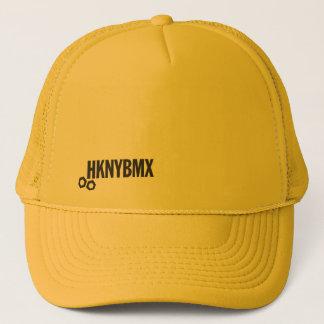 Gold HKNYBMX Trucker Cap