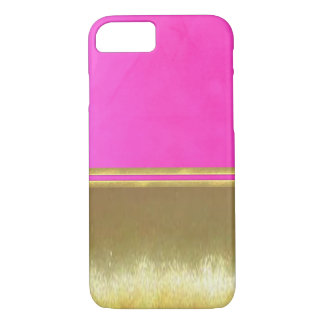 Gold Illusions Cool iPhone 7 Case