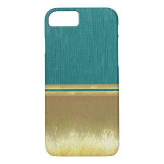 Gold Illusions iPhone 7 Slim Shell Case