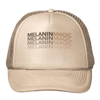 Gold is Beautiful Melanin Magic Chic Cap