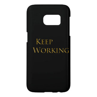Gold KW Phone Case