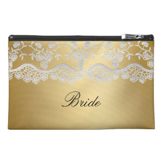 Gold & Lace Bridal Travel Bag Travel Accessory Bags