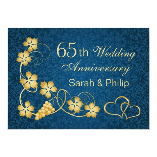 65 Wedding Anniversary Gift: 65th Wedding Anniversary Gifts & Gift Ideas