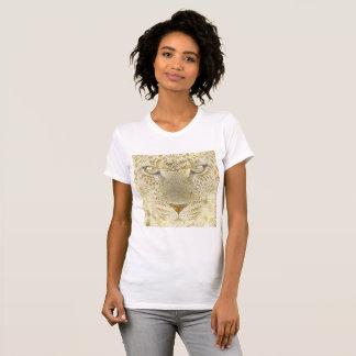 Gold Leopard Shirt