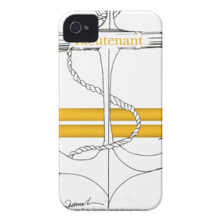 gold lieutenant, tony fernandes iPhone 4 case