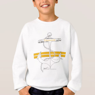 gold lieutenant, tony fernandes sweatshirt
