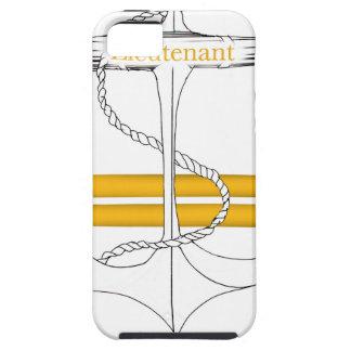 gold lieutenant, tony fernandes tough iPhone 5 case