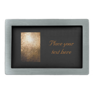 Gold Light 001 Belt Buckles