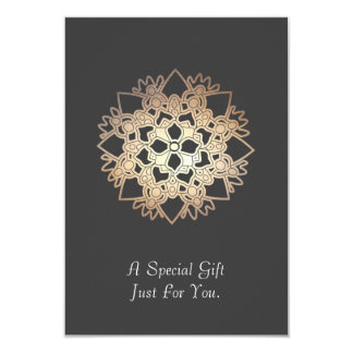 Gold Lotus Healing Arts Gift Card or Announcement