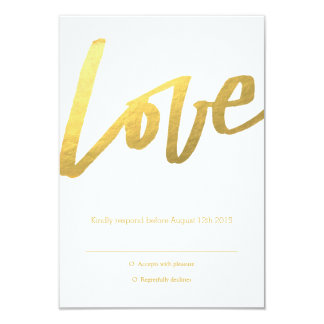Shop Zazzle's selection of gold wedding invitations for your special day!