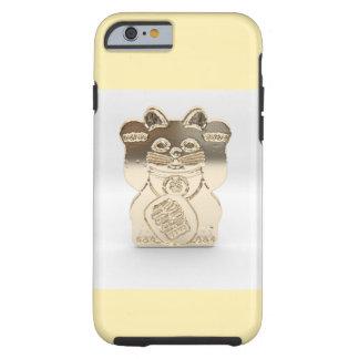 Gold Maneki Neko Tough iPhone 6 Case