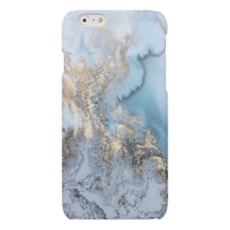 Gold Marble iPhone 6 Plus Case