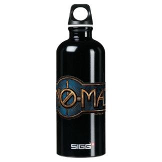 Gold & Marble No-Maj Badge SIGG Traveller 0.6L Water Bottle