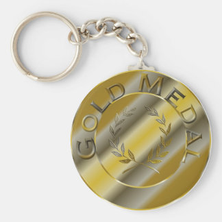 Gold Medal Key Chains