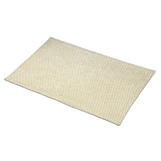 Gold Mesh Placemat