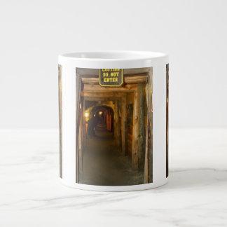Gold Mine Jumbo Mug