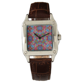 Gold Miner Colorful  Vintage Womens Watch