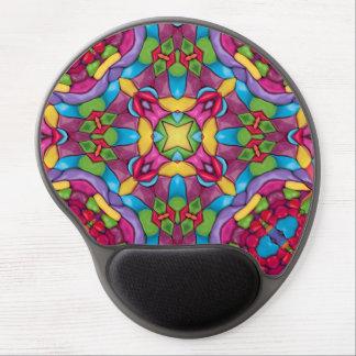 Gold Miner Vintage Kaleidoscope    Gel Mousepad Gel Mouse Mat